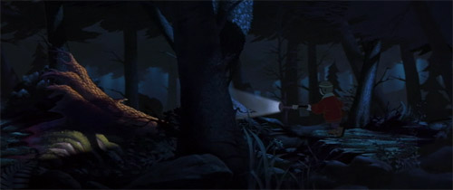 Iron Giant Screen Shot