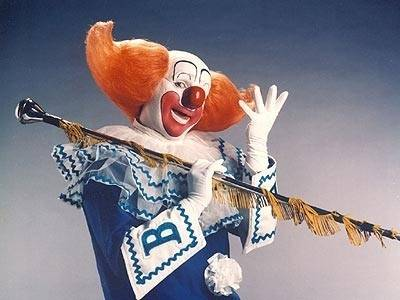 Joey D'Auria as Bozo