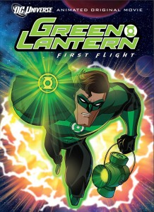 The REAL Green Lantern movie