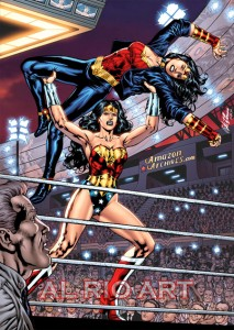 Wonder Woman vs Wonder Woman