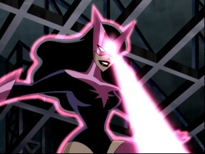 Star Sapphire from Justice League
