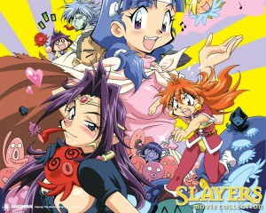 Slayers Movie Collection