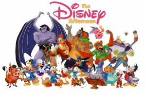 Disney Afternoon Gang