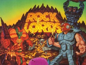 Battle Of The Rock Lords