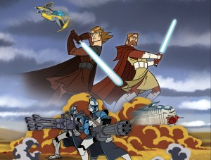 The GOOD Clone Wars