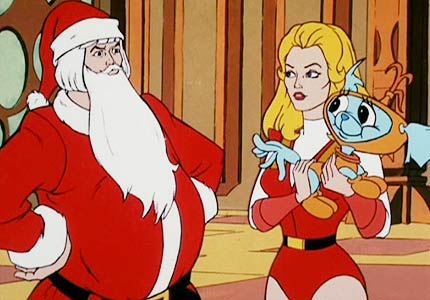 The Ridiculous He-Man She-Ra Christmas Special